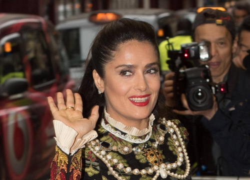 Salma Hayek's Relative To Compete In Summer Olympics