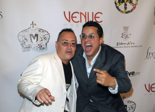 Scarface Star Angel Salazar Wanted By Police - Report