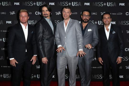 Backstreet Boys: 'The Band Is Like A Marriage'