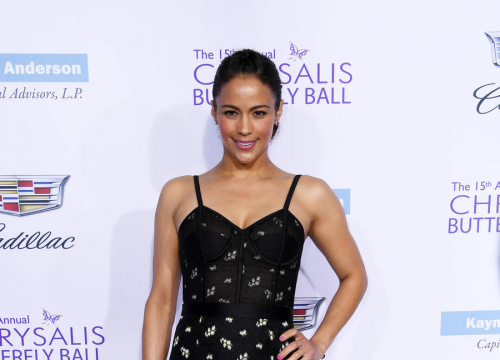 Paula Patton Makes Twitter Comeback After Two Years Away