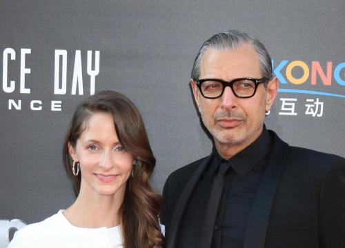 Jeff Goldblum's Wife Confirms Second Pregnancy