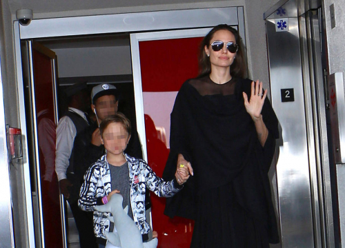 Angelina Jolie: 'Focus On My Kids Is Helping Me Cope With Divorce Drama'