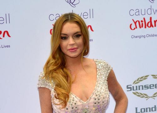 Lindsay Lohan Wants Little Mermaid Role