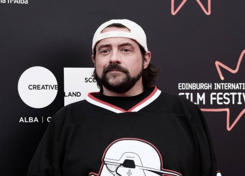 Kevin Smith: 'Shannen Doherty Is My Hero'