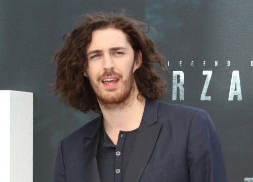 Hozier Fronts John Varvatos' Fall 16 Campaign