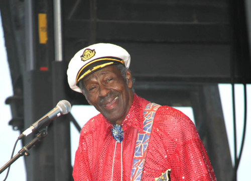 Chuck Berry's First Posthumous Single Released