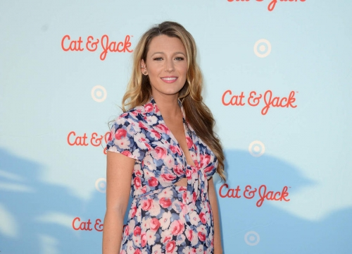 Blake Lively Gives Birth - Report