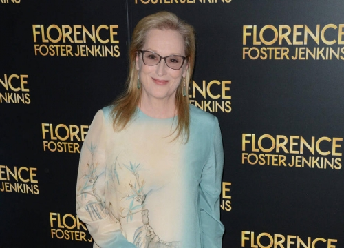 Meryl Streep On Playing Hillary Clinton: 'It's A Future Possibility'