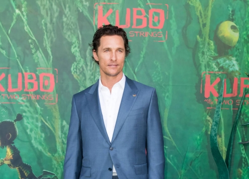 Matthew Mcconaughey Open To Returning To Comedy
