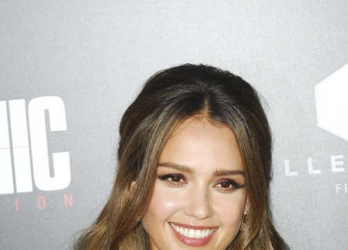 Jessica Alba: 'I Was A Too-tanned Teen'