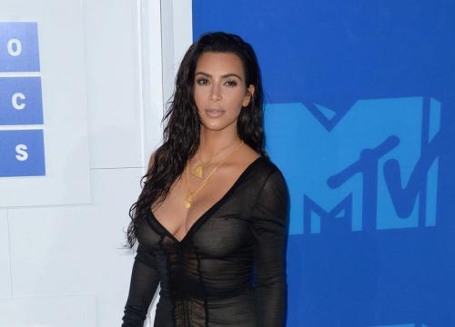 Kim Kardashian Tackles Pregnancy Stretch Marks With Laser Treatment