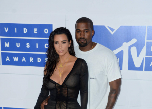 Kanye West And Kim Kardashian Attend Emotional Family Funeral