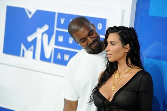 Kanye West Posts Sweet Video Tribute To Birthday Girl Kim Kardashian Online