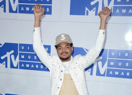 Chance The Rapper Screams In Excitement Over Beyonce Encounter