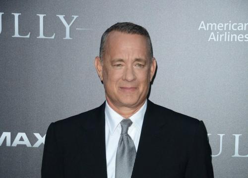 Tom Hanks Tips Big In Boston