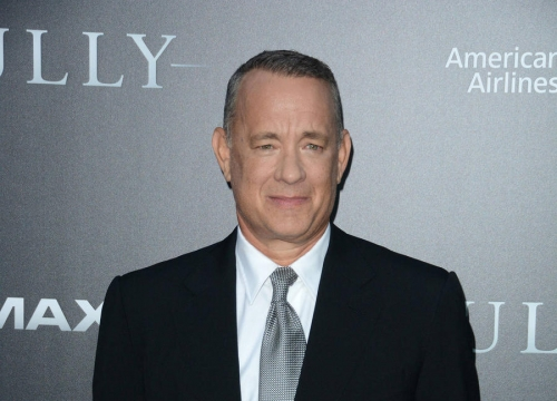 Tom Hanks Joins Wounded Warriors Initiative
