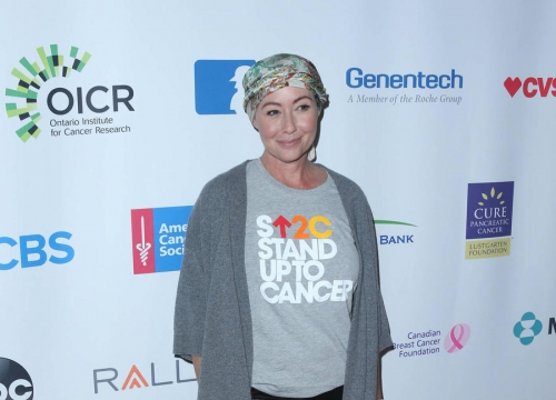 Shannen Doherty Posts Heartbreaking Chemotherapy Snap