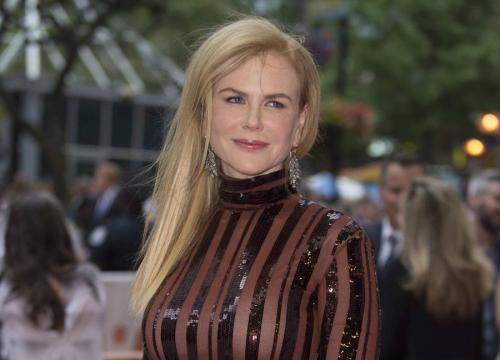 Nicole Kidman: 'I Was So Young When I Got Married'
