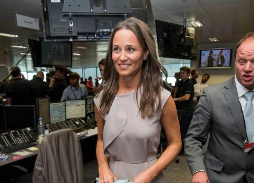 Pippa Middleton Wins Bid To Ban Publication Of 'Stolen' Photos