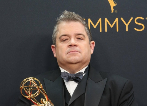 Patton Oswalt: 'My Life Is A Bad 1980s Sitcom With No Punchlines After Wife's Death'