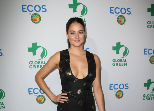 Shailene Woodley: 'I Will Fight Fascism Tooth And Nail In 2017'