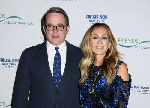 Sarah Jessica Parker Scolds Matthew Broderick For Stumbling Over His Lines Onstage