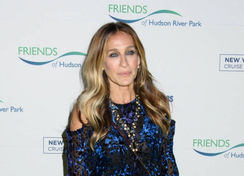 Sarah Jessica Parker 'Thrilled' With London's First Muslim Mayor