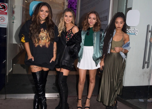 Little Mix Take Break-up Song To The Top In U.k.