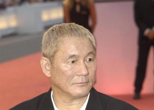 Takeshi Kitano Awarded Top French Honour