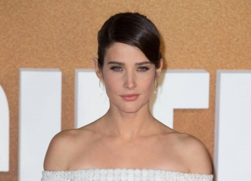 Cobie Smulders Was Determined To Keep Up With Tom Cruise