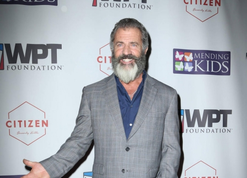 Mel Gibson To Receive Director Award At The Hollywood Film Awards