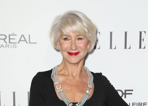 Helen Mirren 'Enlightened' And 'Energised' By Bittersweet Hollywood Memorials