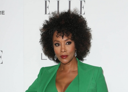 Vivica A. Fox Demanding Tv Face-to-face With 50 Cent