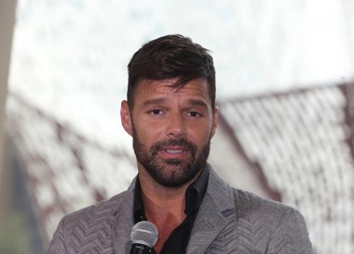 Ricky Martin Has No Qualms Keeping Kids Close On Tour