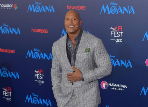 Dwayne Johnson Drops Everything To Comfort Partner After Dad's Death