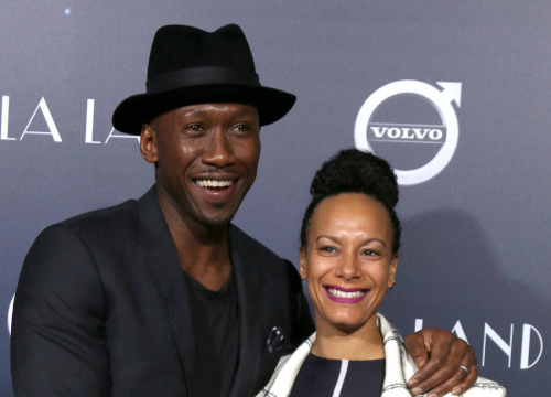 Mahershala Ali Is A First-time Father