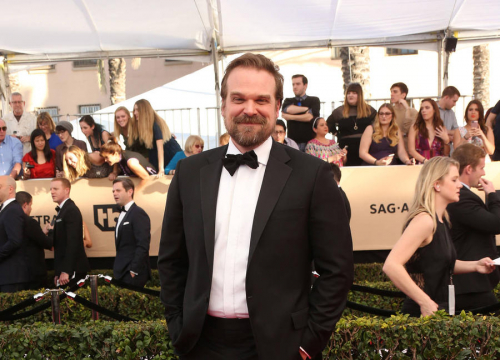 David Harbour: 'Actors Have An Obligation To Speak Out About Injustices'