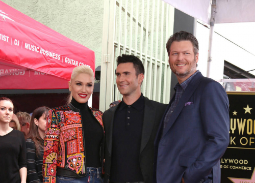 Adam Levine Has Enjoyed The 'Longest Love Affair' With Blake Shelton