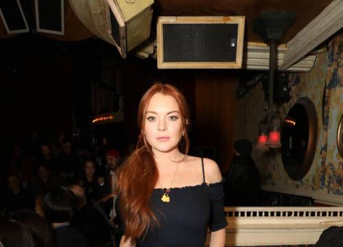 Lindsay Lohan 'Racially Profiled' While Wearing Headscarf
