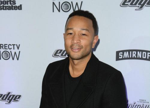 John Legend Laughs Off Twitter Hack