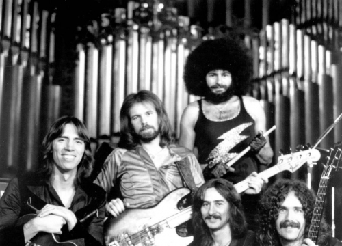 Boston Bandmates Remember Drummer Sib Hashian