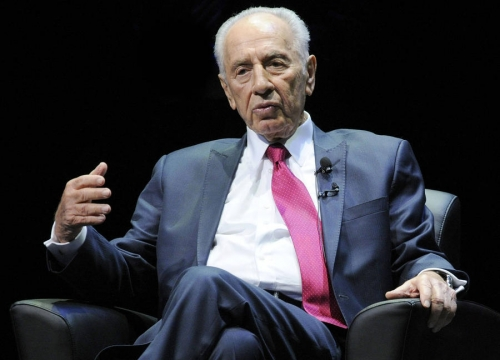 Former Israeli Leader Shimon Peres Dead At 93