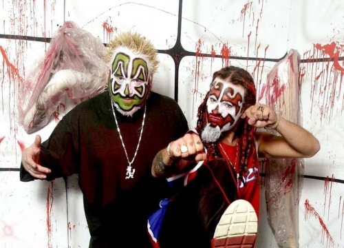 Insane Clown Posse Planning Protest March In Washington, D.c.