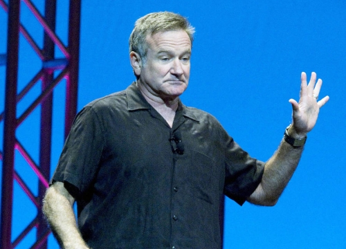 Robin Williams' Bikes Are Speedy Sales At Auction