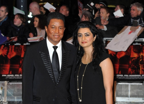 Jermaine Jackson's Wife Files For Divorce