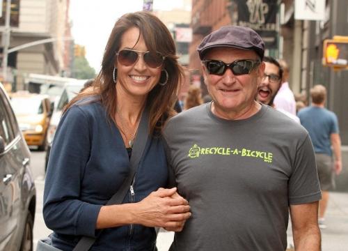 Robin Williams' Widow Makes Moving Speech On Their Wedding Anniversary