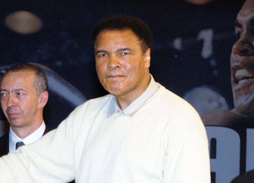 Ken Burns To Tackle Two-part Muhammad Ali Documentary