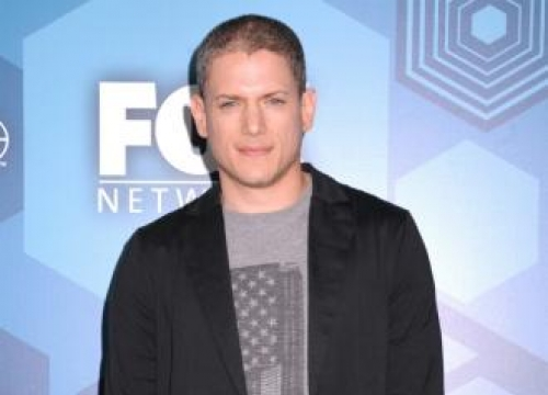 Wentworth Miller Is Too Old For Stunts