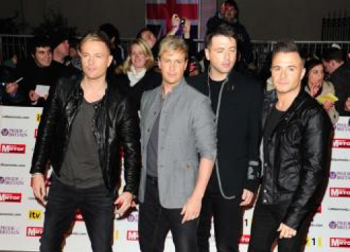 Louis Walsh: Westlife Will Fly Without Brian Mcfadden