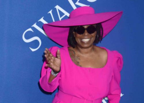 Whoopi Goldberg Proud That She's 'Still Here'